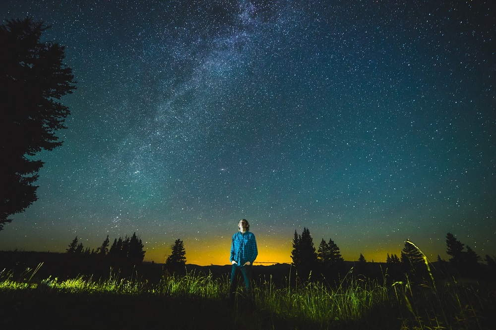 Seasons for stargazing