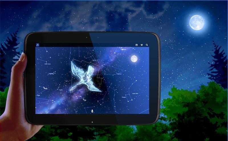 Sky Chart app
