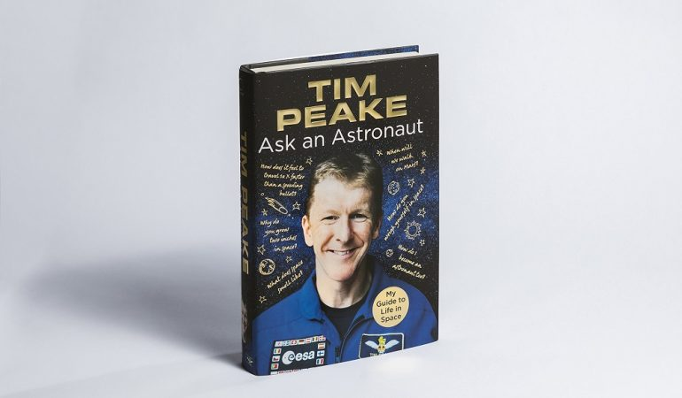 ask an astronaut my guide to life in space - photo #1